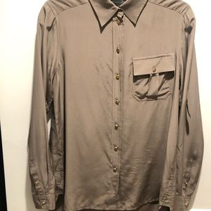 Marc by Marc Jacobs baby deer silk blouse